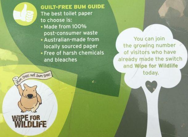 guilt-free bum
