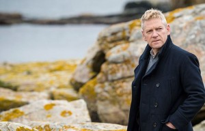 Kenneth Branagh as Wallander