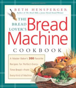 bread-machine-cookbook