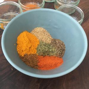 Make Curry Powder