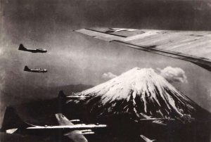 The Allied Plot to Dye Mt Fuji black