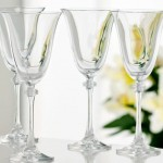 Galway crystal glasses