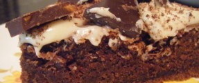 Slow Cook Kahlua Chocolate Cake