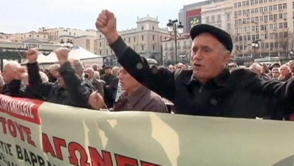 pensioner-protest