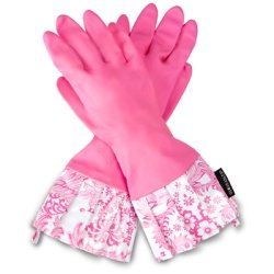 pink-rubber-gloves