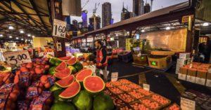 Fresh Produce at Queen Victoria Market